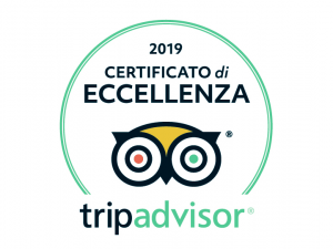 Certificato Eccellenza TripAdvisor 2019 - Consorzio Vacche Rosse