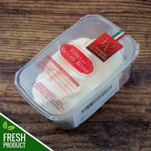 Burro dal latte di Vacche Rosse in vaschetta ATM da 400 grammi