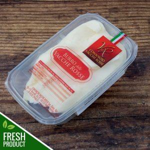 Burro dal latte di Vacche Rosse in vaschetta ATM da 200 grammi