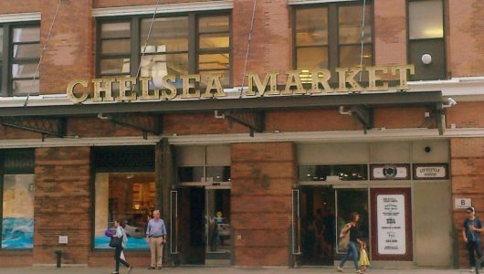 USA: Chelsea Market - New York