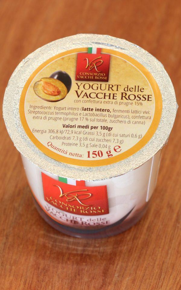 Yogurt Prugna 150 g