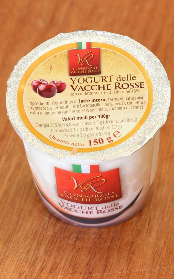 Yogurt Amarena 150 g