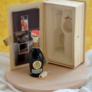Aceto balsamico tradizionale di Reggio Emilia 100 ml Etichetta Oro
