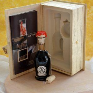 Aceto balsamico tradizionale di Reggio Emilia 100 ml Etichetta Argento