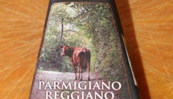 Parmigiano Reggiano Vacche Rosse stagionatura oltre 24 mesi conf. 250gr